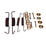 Front Brake Spring Kit, Fits Beetle 65-77