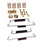 Rear Brake Spring Kit, Fits Beetle 67-79, Ghia 67-79