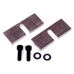Shroud Spacer Kit, 1/4 Thick For VW Cooling Tins, Pair