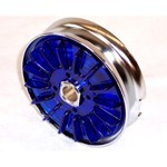 Alternator & Generator Pulley Cover, Blue, For Type 1