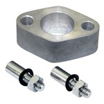 """Carb Spacer, For Solex 28 & 30, 1"""" Thick"""