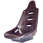 High Back Poly Seat Shell