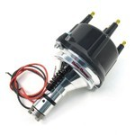 Pertronix Billet Distributor With Electronic Ignition
