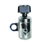 "Deluxe Oil Breather, With Shielded Filter, 1-1/2"" Clamp On"