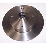 DISC BRAKE ROTOR, 4 on 130MM, For King Pin & Ball Joint