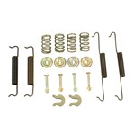 Rear Brake Spring Kit, Fits Beetle 57-64, Ghia 57-64