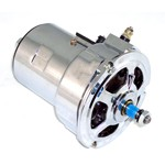 Alternator, 55 Amp, For Aircooled VW, Chrome