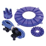 Engine Color Kit, Blue, For Aircooled VW