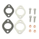 Flange Kit For Heater Boxes, With Hardware, Pair
