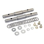 Rocker Shaft Kit, Solid Center, For Aircooled VW