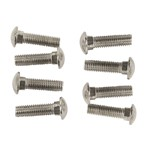 Chrome Bumper Bolts, Beetle 55-67, Sold as set of 4