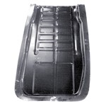 Floor Panel, Left Rear, For Beetle 49-72, Super 71-72
