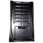 Floor Panel, Right Rear, For Beetle 49-72, Super 71-72