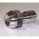 "Spark Arrestor, 2"" Clamp On With 3"" Discs, Stainless"