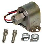Electric Fuel Pump, Inline 1.5 To 4 LB