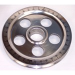 Degree Crank Pulley, Sand Sealed, Machine In, Standard Dia.