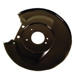 Replacement Backing Plate, For 66-74 Ball Joint Disk Brakes