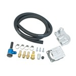 Full Flow Remote Oil Filter Kit, Fits All Aircooled VW