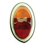 Tail Light Assembly, Right Side, For Beetle 62-67, Euro