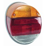 Tail Light Assembly, Left Or Right, For Beetle 73-79