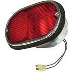 Tail Light Assembly, Left Or Right Side, For Bus 62-71