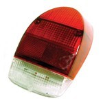 Tail Light Lens, Right Side, For Beetle 71-72