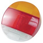 Tail Light Lens, Right Side, For Beetle 73-79, Euro