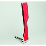 Billet Cruizer Pedal, Red