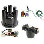 009 Tune Up Kit, Cap, Rotor, Points & Condensor For 009 Dist