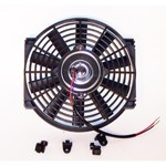 Electric Oil Cooler Fan, For 96 Plate Cooler