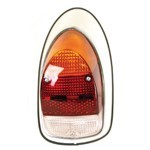 Tail Light Assembly, Right Side, For Beetle 68-70, Euro