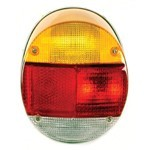 Tail Light Assembly, Left Side, For Beetle 73-79