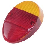 Tail Light Lens, Left Or Right, For Beetle 62-67, Euro