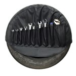 Spare Tire Cover & Tool Bag, For Beetle Or Ghia