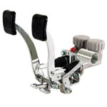 Economy Pedal Kit For 2 Wheel Brakes