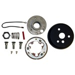 STEERING WHEEL ADAPTER, For Beetle 75-88 To 3 Bolt