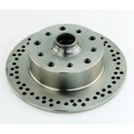 DISC BRAKE ROTOR, For Ball Joint, 5 On 4-3/4 Chevy, Vented