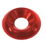 Body Panel Washer Red 3/4 S