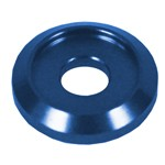 Body Panel Washer Blue 5/8