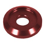 BODY PANEL WASHER RED 5/8