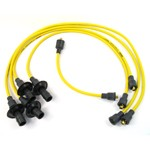 Pertronix 7Mm Spark Plug Wires Yellow, Fits Standard VW Caps