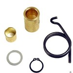 Throw Out Shaft Bushing Kit, Fits Beetle 73 & Up, Bus 76 Up