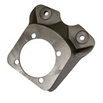 DISC BRAKE CALIPER BRACKET, Forged, For Emergency Brakes, EA