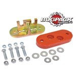 FRONT TRANSMISSION MOUNT ADAPTER, For 73 & Later Chassis