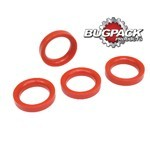 King Pin Beam Seal Kit, Prothane, 4 Pack