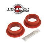 """FLANGED SPRING PLATE GROMMETS, 1-3/4"""" ID, 2-1/4"""" OD, Pair"""