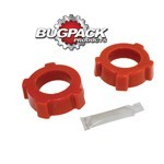 """Knobby Spring Plate Grommets, 1-7/8"""" ID, Bugpack, Pair"""