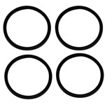Axle Clip, Spiral Lock For 934 CV, 4 Pack