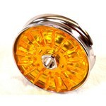 Alternator & Generator Pulley Cover, Gold, For Type 1
