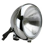 "8"" Headlight, 60/55 High Low Beam, Sold Each"